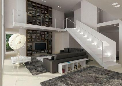 escaleras interiores para casas