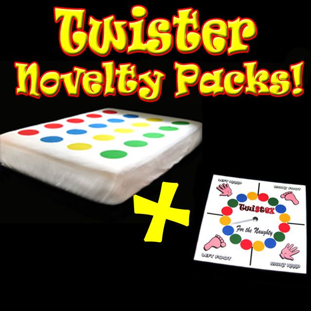 Twister Game Bed Sheet Brand New Full Double Queen King Size