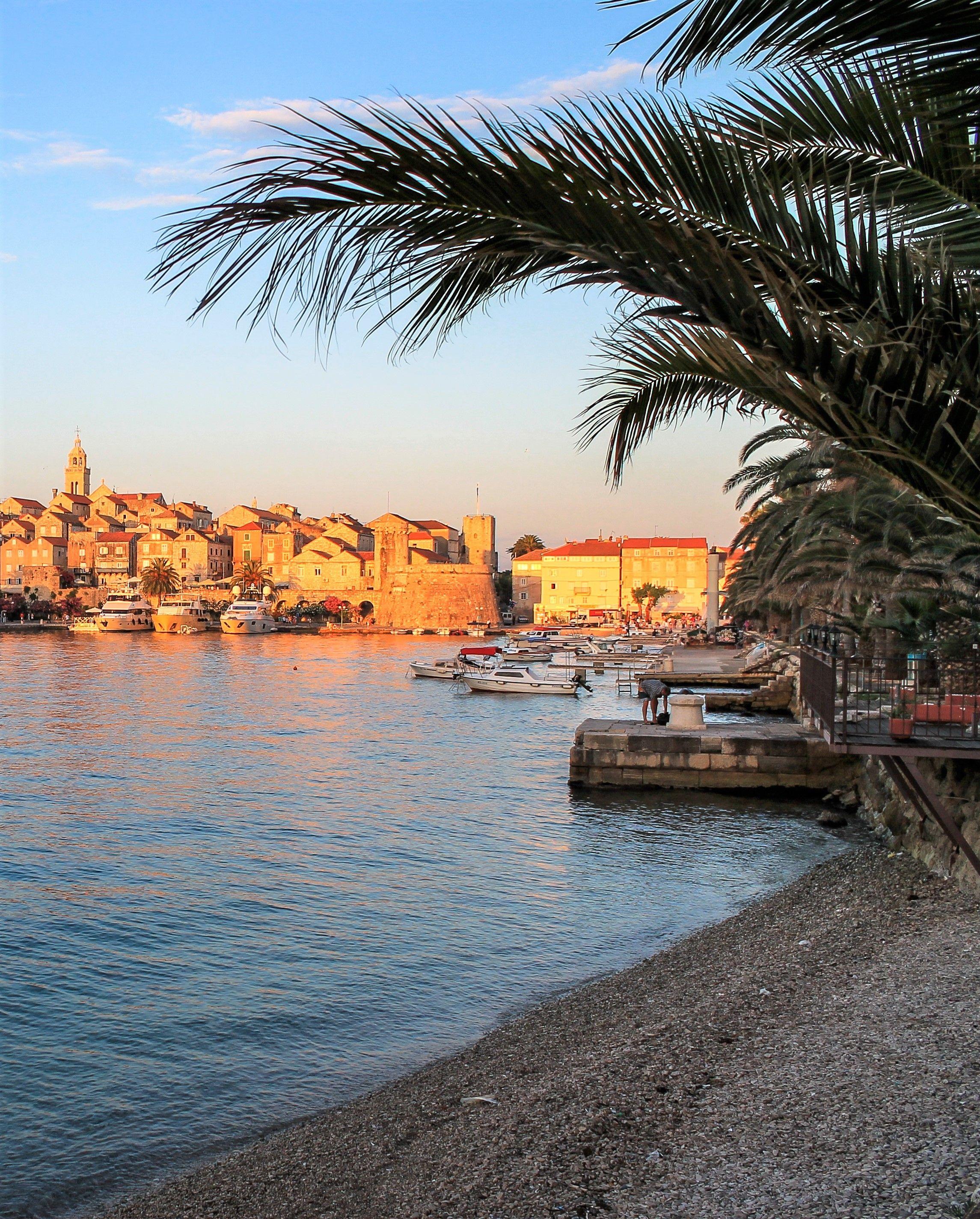 Kroatien Urlaub Meer, Landschaften, Urlaub kroatien