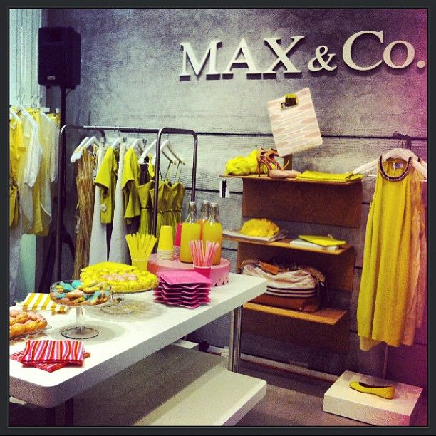 Stores | MAX&Co.