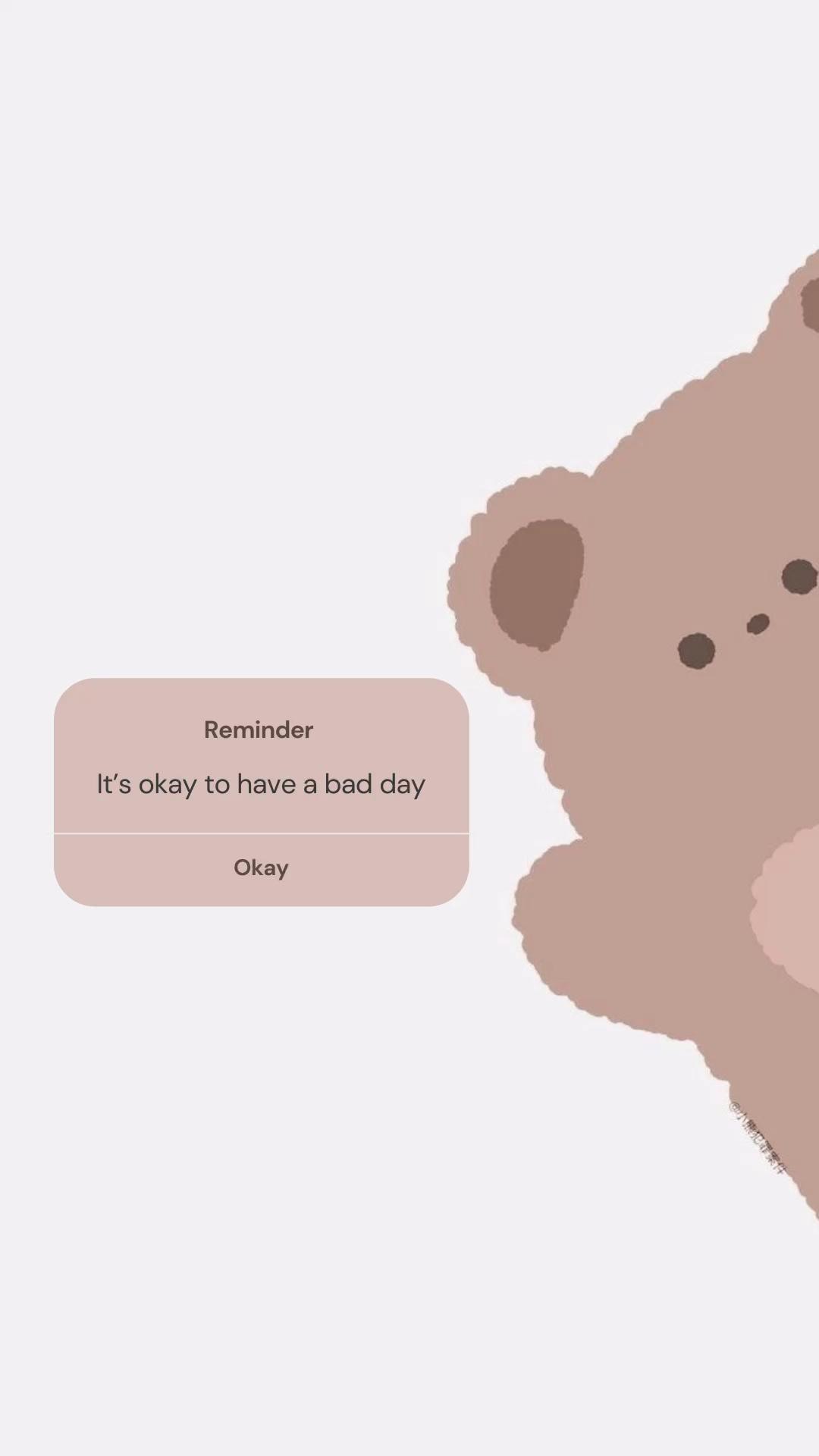 Soft Reminders 🧸
