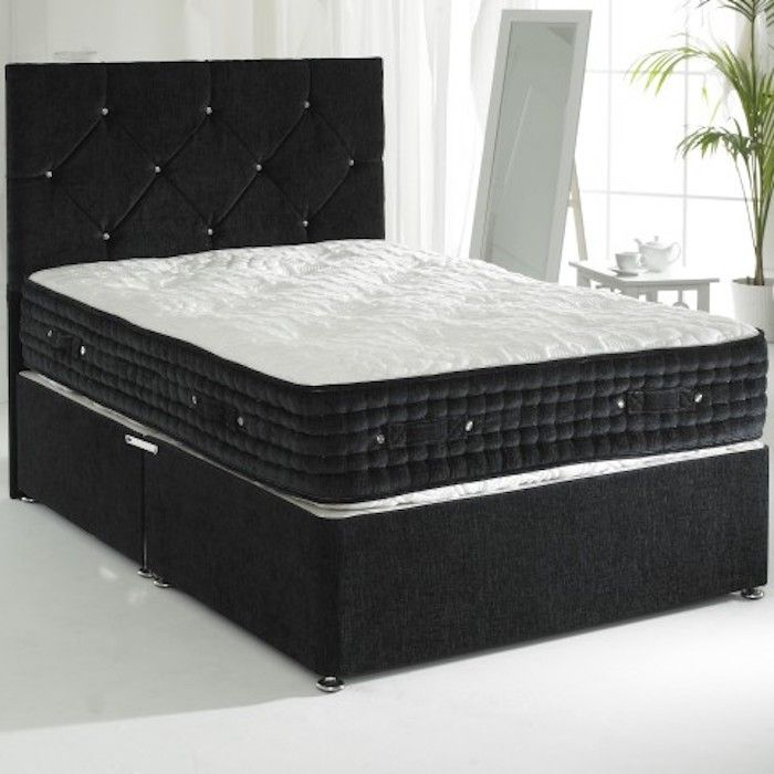 william divan bed with orthopaedic 6000 pocket spring
