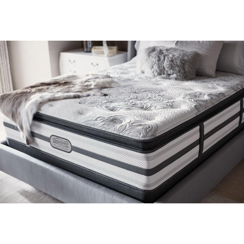 Sleep It Off. The Genevieve Plush Pillowtop mattress