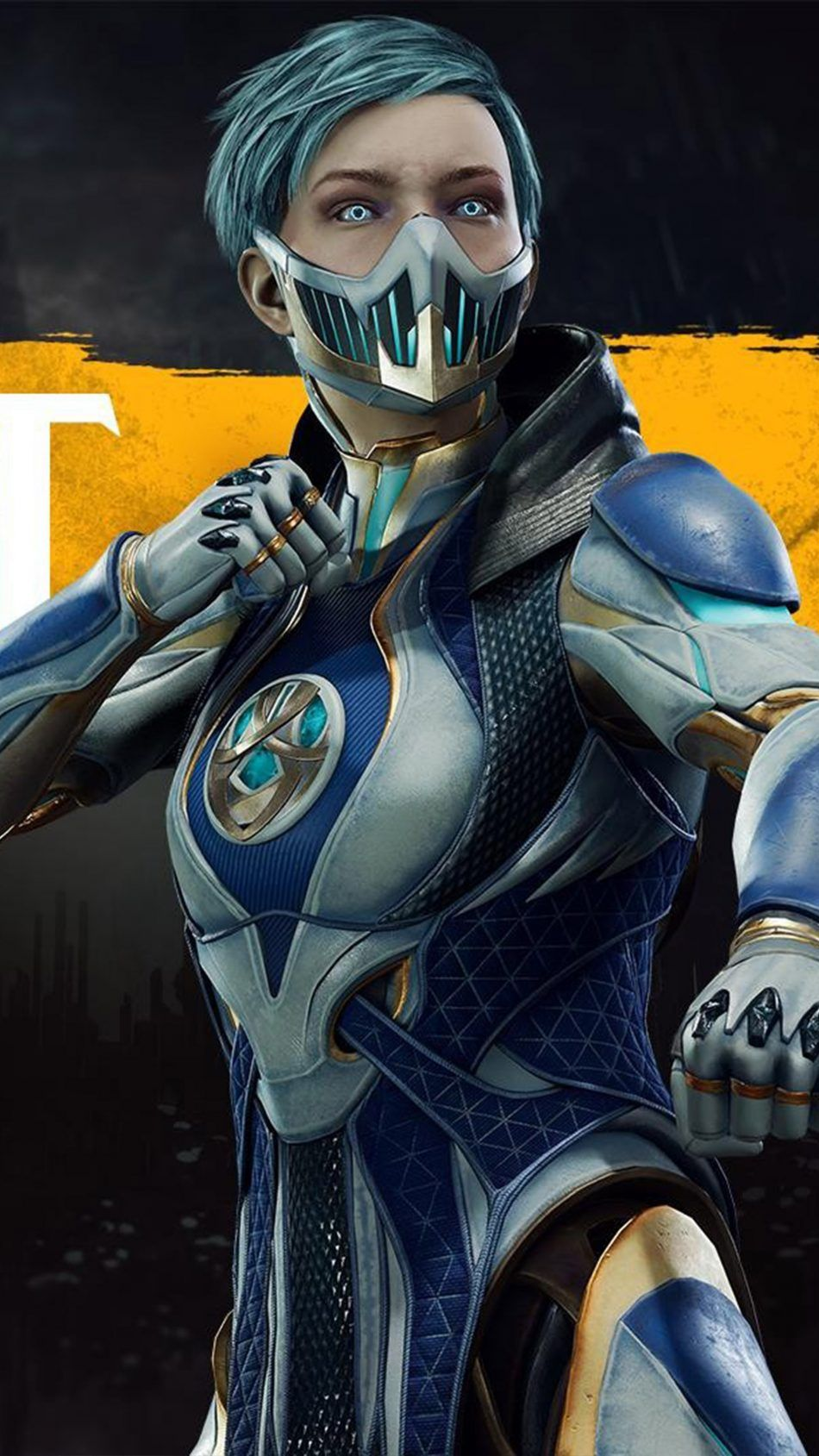 Download Frost Mortal Kombat 11 Free Pure 4k Ultra Hd Mobile