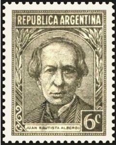 Juan Bautista Alberdi (1810~1884)