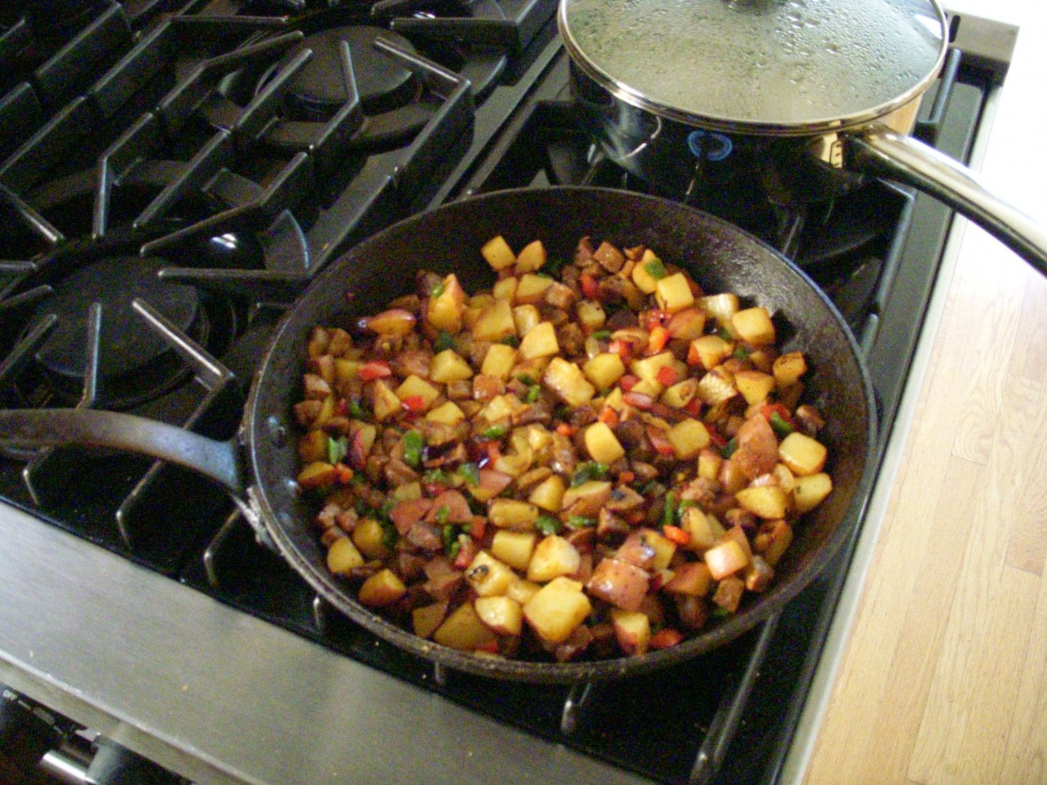 Spanish Hash Brunch Dish Recipe (With images) Brunch