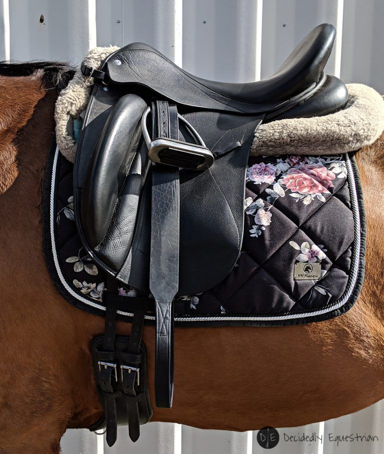 Total Saddle Fit Stability Stirrup Leather Review | DE Tack