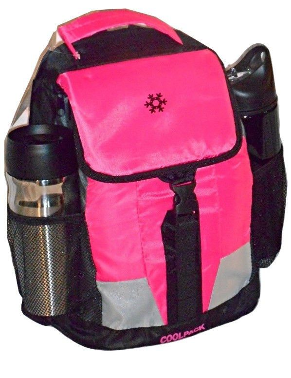 Insulated Lunch Bag Cooler Backpack Design Insulated Coolers 9 Can Capacity Coolpack Cooler Lunch Bag Designer Backpacks Bags