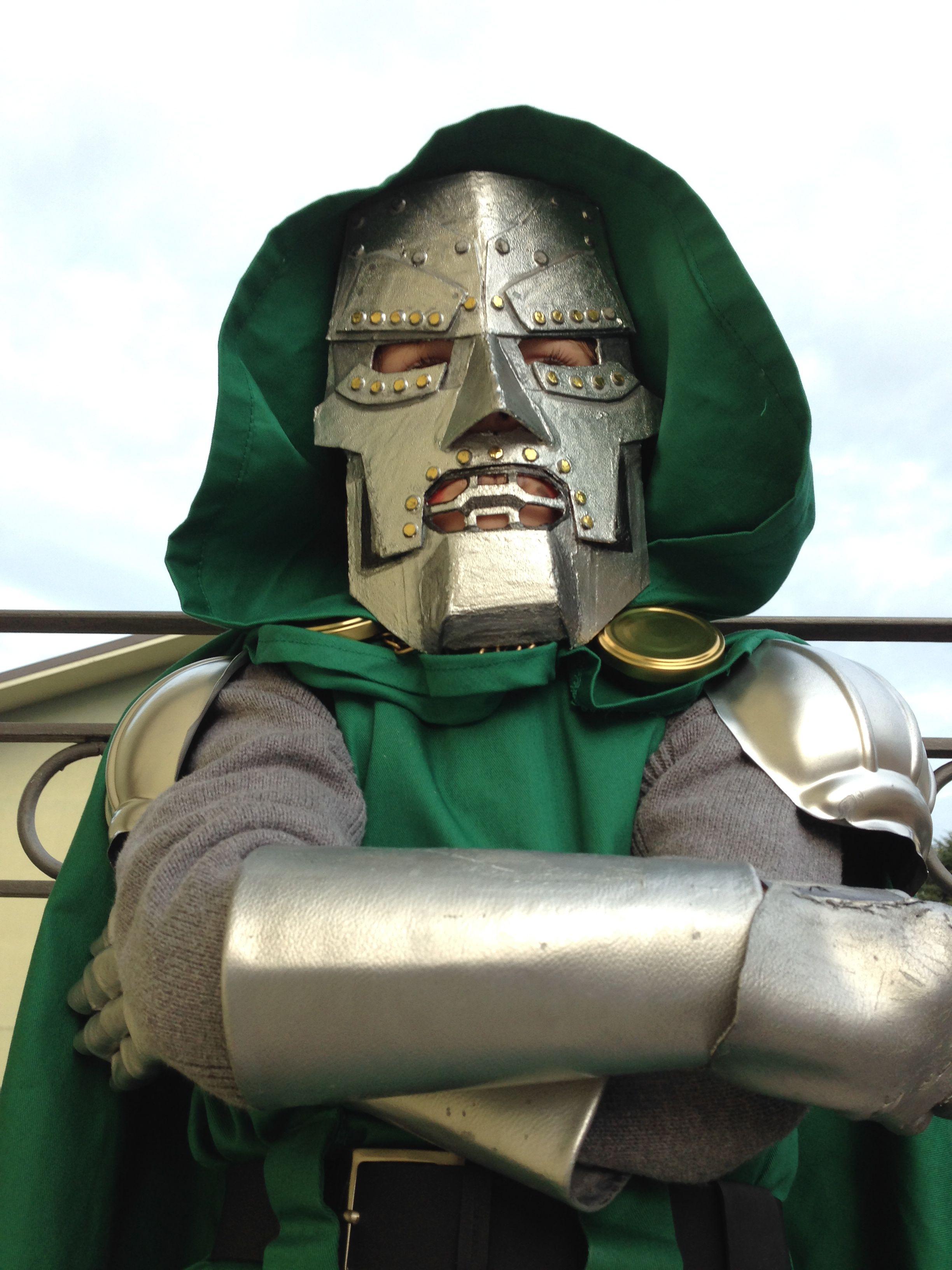 dr. doom costume | dr Doom | Pinterest