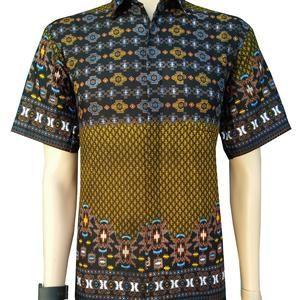 KEMEJA BATIK 76  Batik Art From Java mens  womens fashion