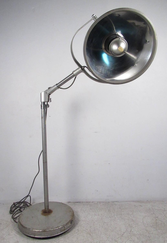 2.485.Vintage American Surgical Luminaire Floor Lamp