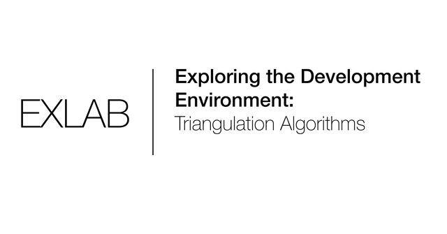 01 03 Triangulation Algorithms By Exlab Org Part Of The Exploring The Development Environment Demonstratio Algorithm University Of Melbourne Parametric Design