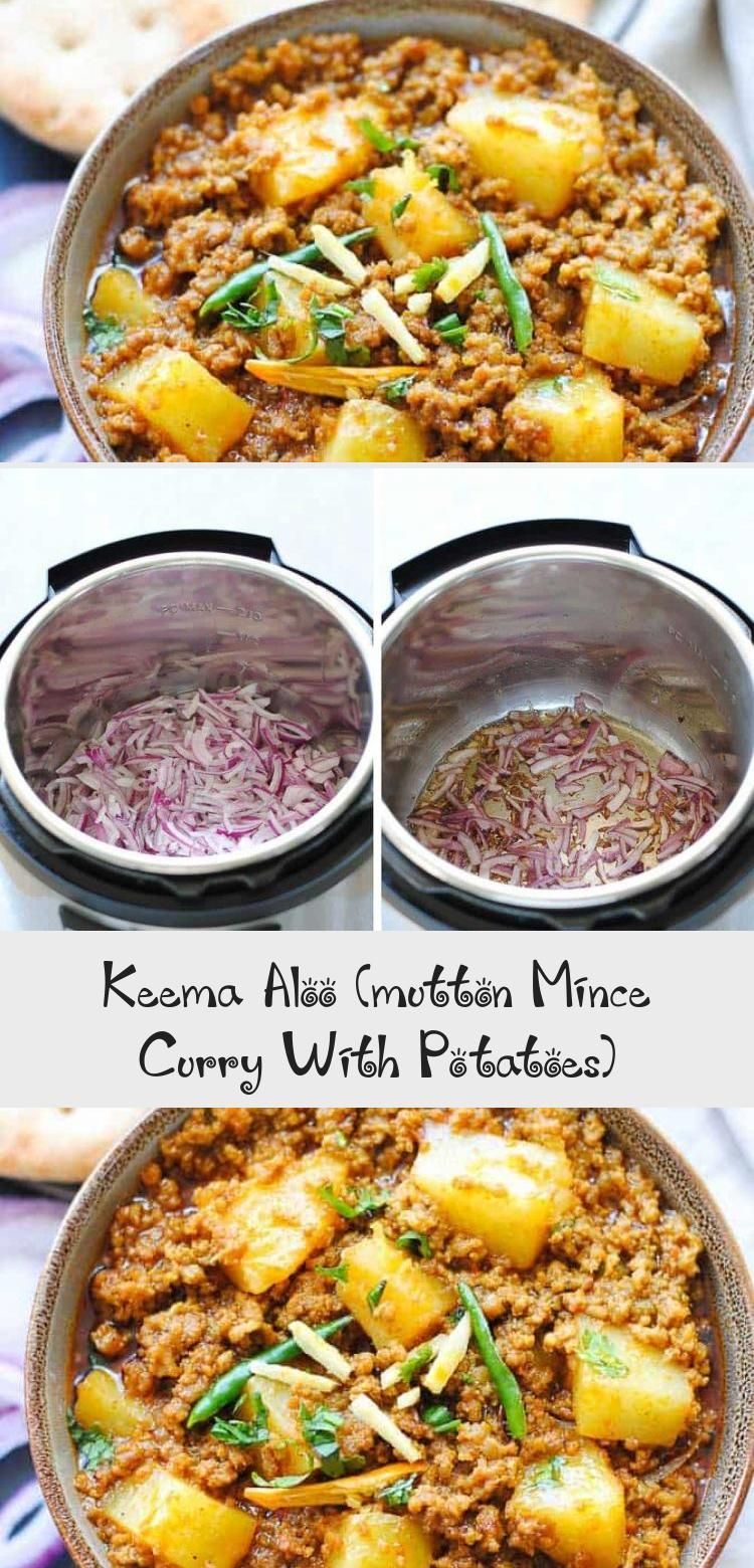 Photo of Keema aloo is a happy coming together of lamb mince, cubed p…