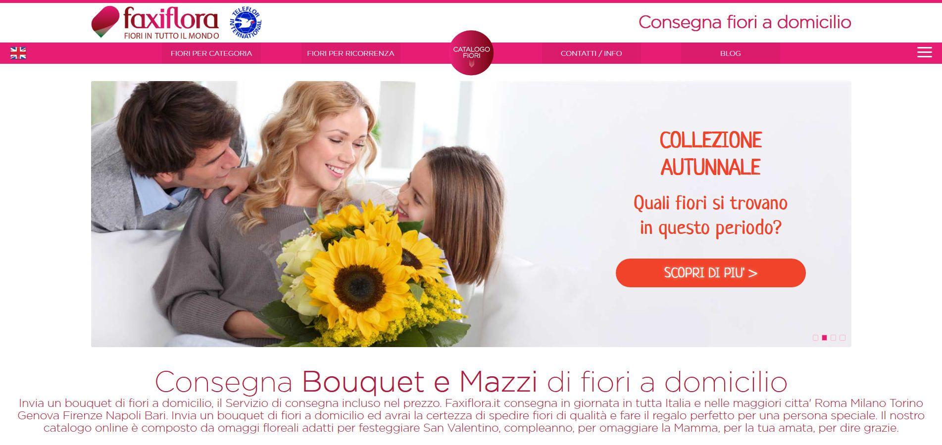 Fiori A Domicilio Milano.Consegna Fiori A Domicilio In Giornata Spedizione Fiori Online In