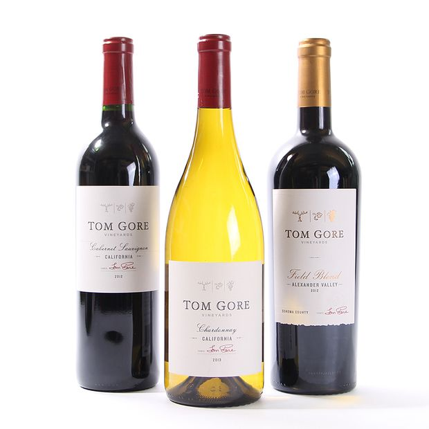 Three Signature Wines from Tom Gore Vineyards: Delightful drops from Alexander Valley, Sonoma produced by a second-generation farmer