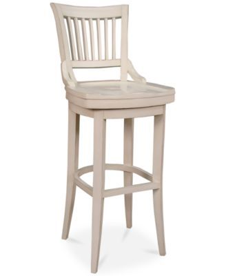 Liberty Bar Height Bar Stool White Bar Stools White Counter