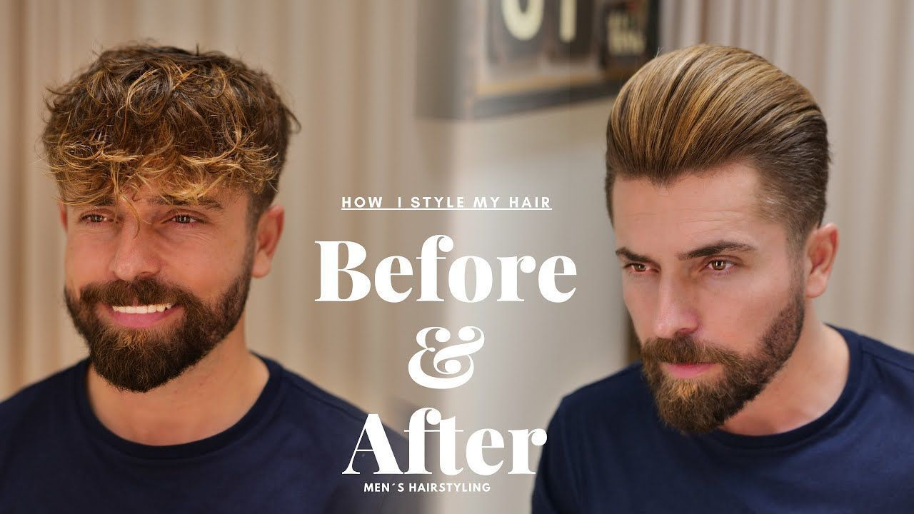 How I Style My Hair Men S High Volume Hairstyle Hair Hairstyle High Mens S Hair Hairstyle Hairstylehair High M In 2020 Volume Hair My Hair Mens Hairstyles
