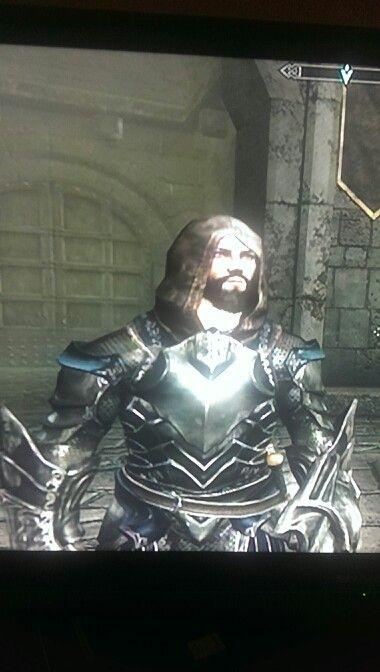 Skyrim ebony mail is some badass armor.