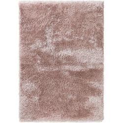 Photo of benuta Hochflor Shaggyteppich Lea Rosa 200×290 cm – Langflor Teppich für Wohnzimmer benuta