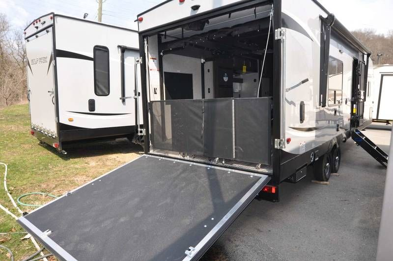 2019 Forest River Cherokee Wolf Pack 23pack15 For Sale Butler