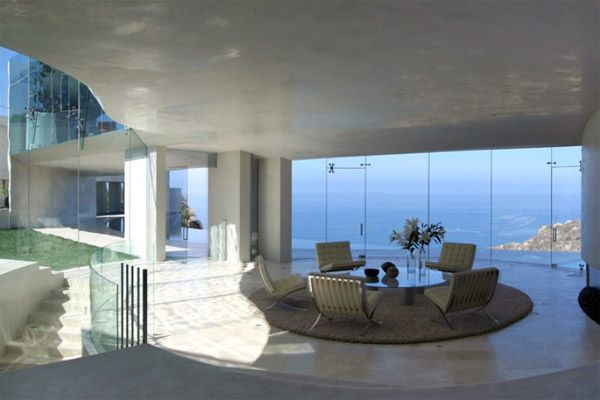 Elegant Iron Manu0027s House (Interior)