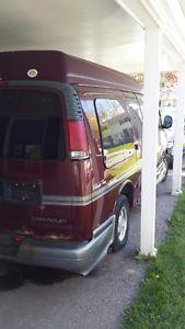 Big Custom van for sale With extra rim | used cars & trucks ...