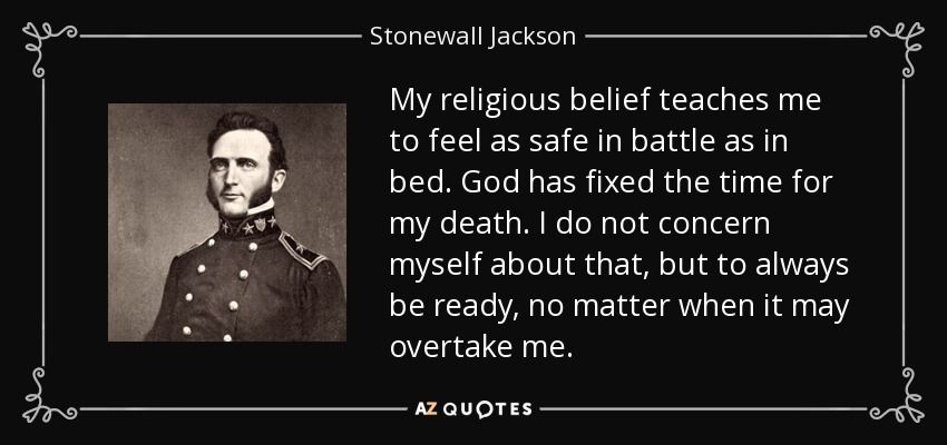 Stonewall Jackson Quotes Beauteous TOP 48 QUOTES BY STONEWALL JACKSON Of 48 AZ Quotes Dixie Land