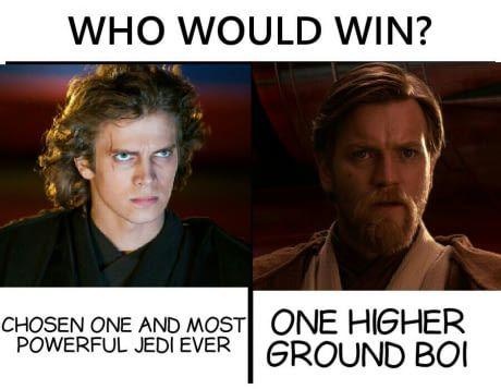 Who Would Win Star Wars Jokes Star Wars Humor Star Wars Memes