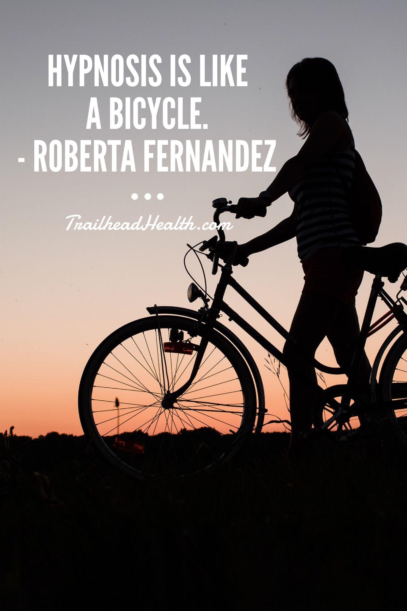 Watch as our board certified Hypnotist Roberta Fernandez