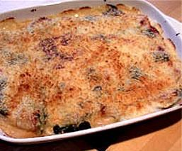 recipe: baked scallops florentine [2]