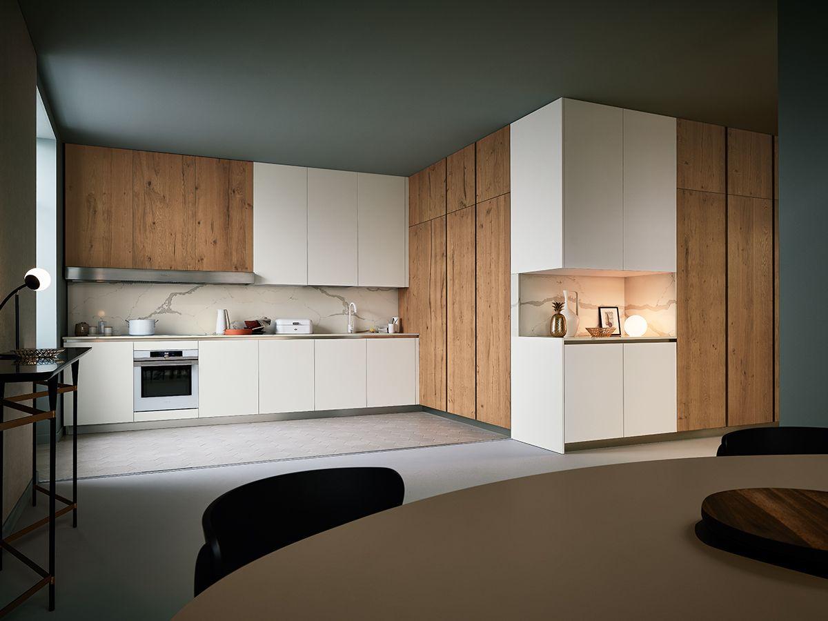Camere Da Letto Veneta Mobili.Lounge L Innovativo Sistema Cucina Firmato Veneta Cucine Cucina