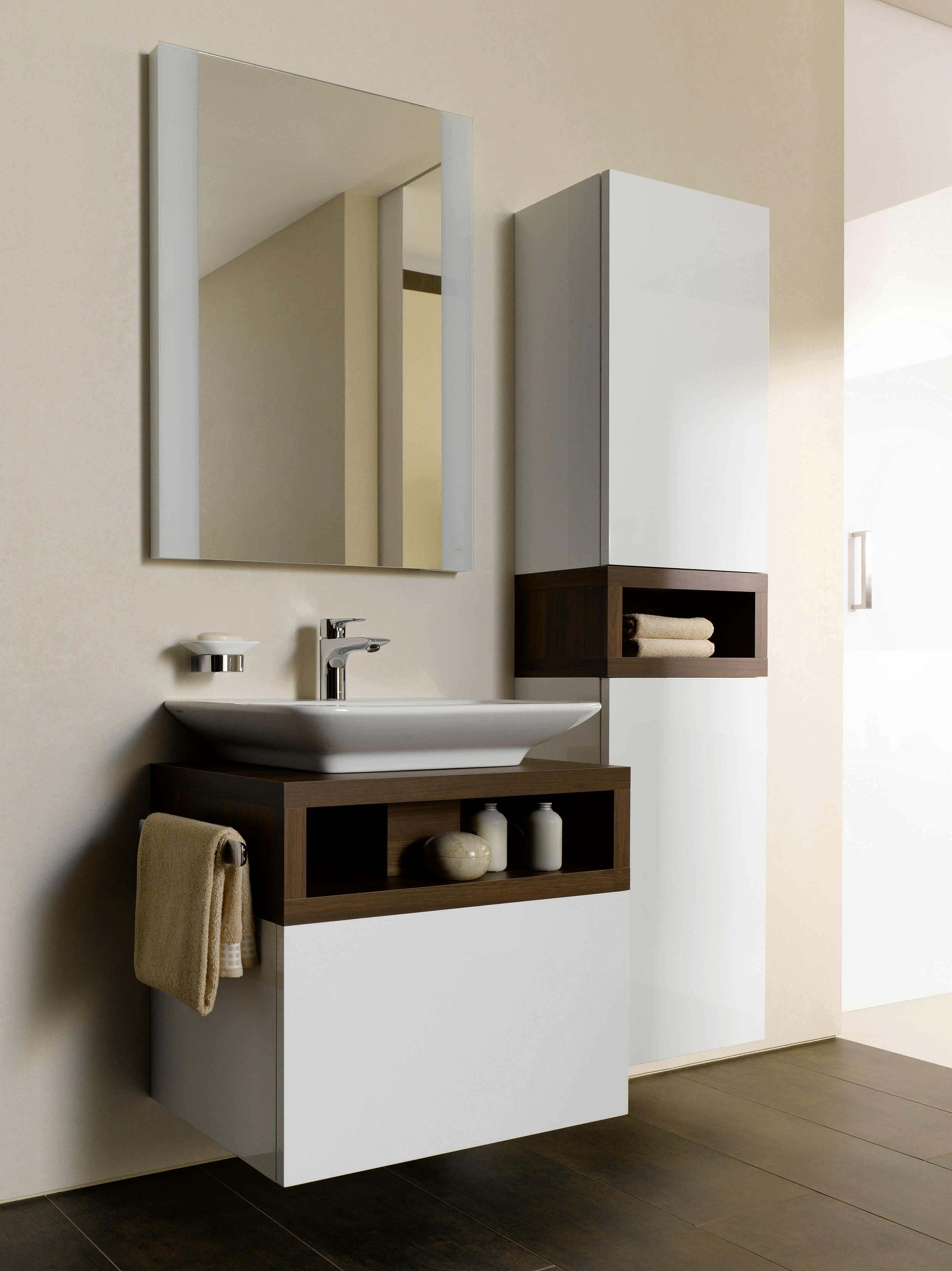 Toto Badmobel Kleines Bad Gestalten Badgestaltung Badezimmereinrichtung