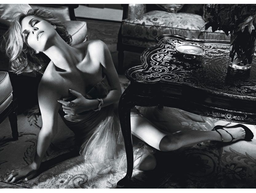 Charlize Theron W February 2012