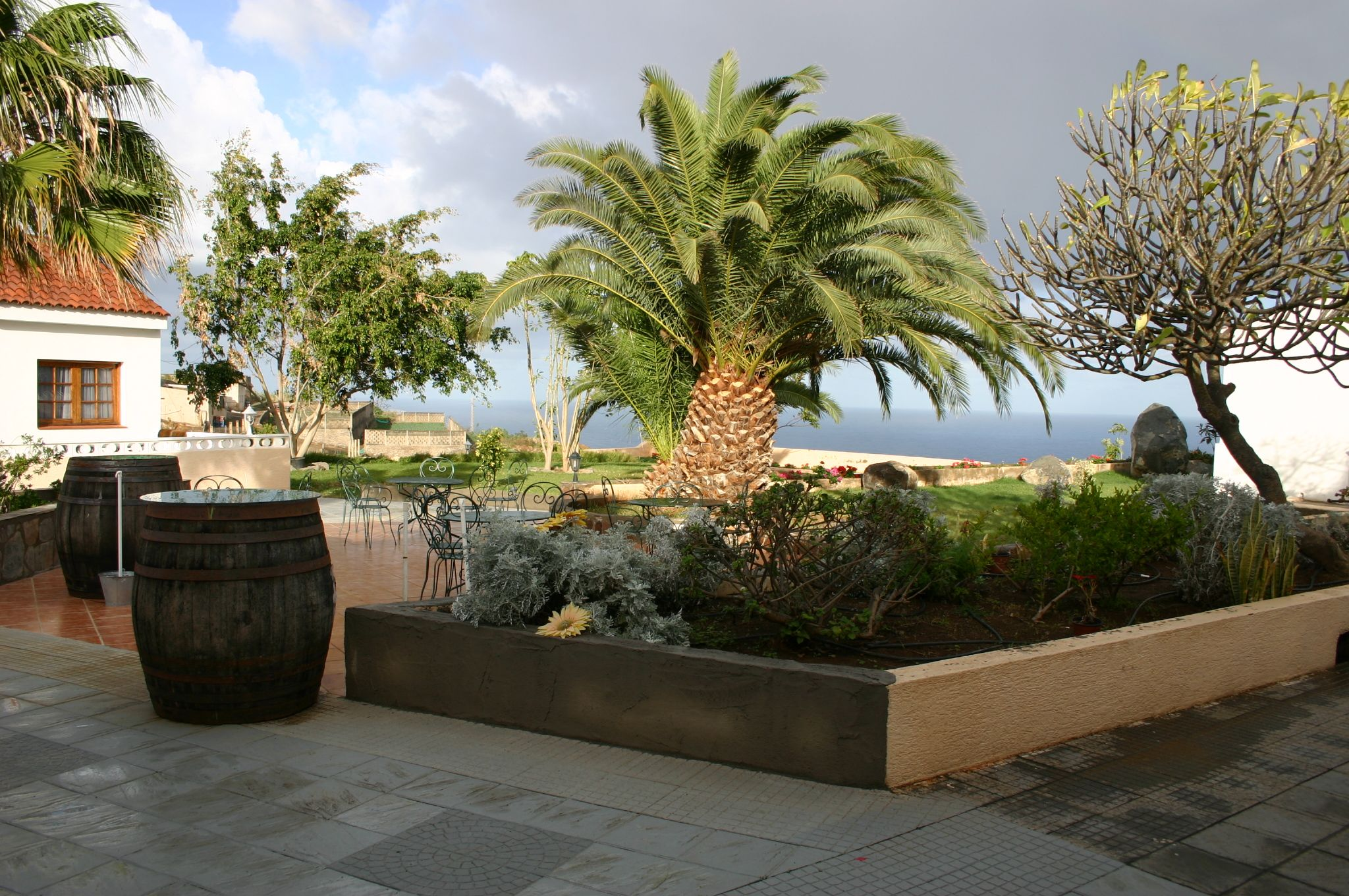 San Juan de la Rambla, Teneriffa Hotel Finca San Juan Apartment Gomera I www.teneriffa-mauritius.de