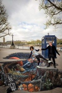 The Tour Take'th … The Tour Give'th | Doctor Who's Tragical History Tour