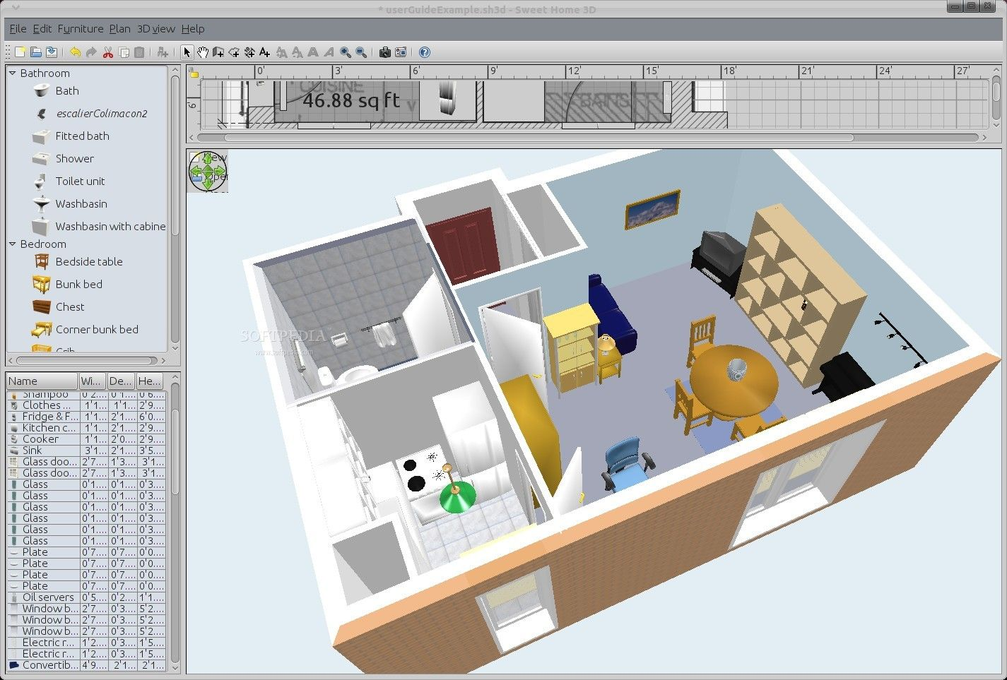 Cool Free Online Home Remodeling Software 10 Purpose Home