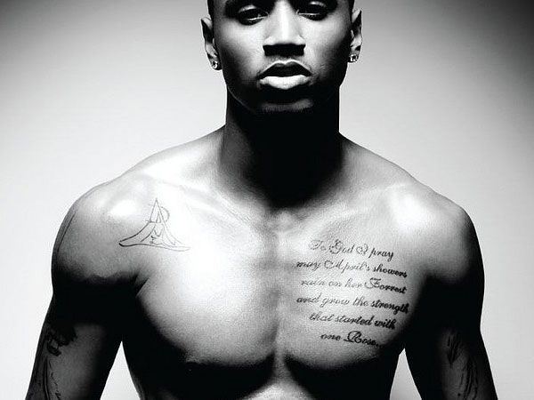 6459ea2cf cool 30 Wonderful Trey Songz Tattoo Designs | All New Hairstyles ...