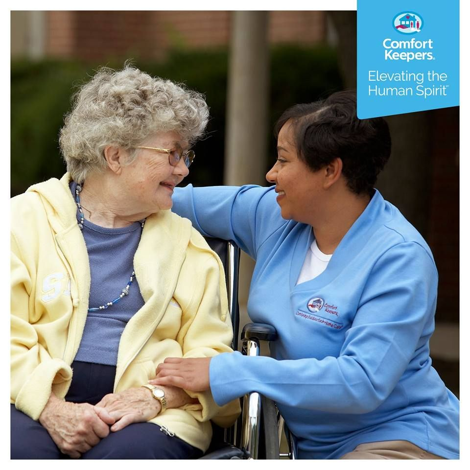 Comfort keepers in jacksonville has an amazing team of