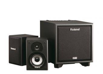 Roland CM-110 - Der Roland CM-110 ist eine Nahfeld-Monitor mit einem 2.1 Kanalsystem, welches einen sehr druckvoll...