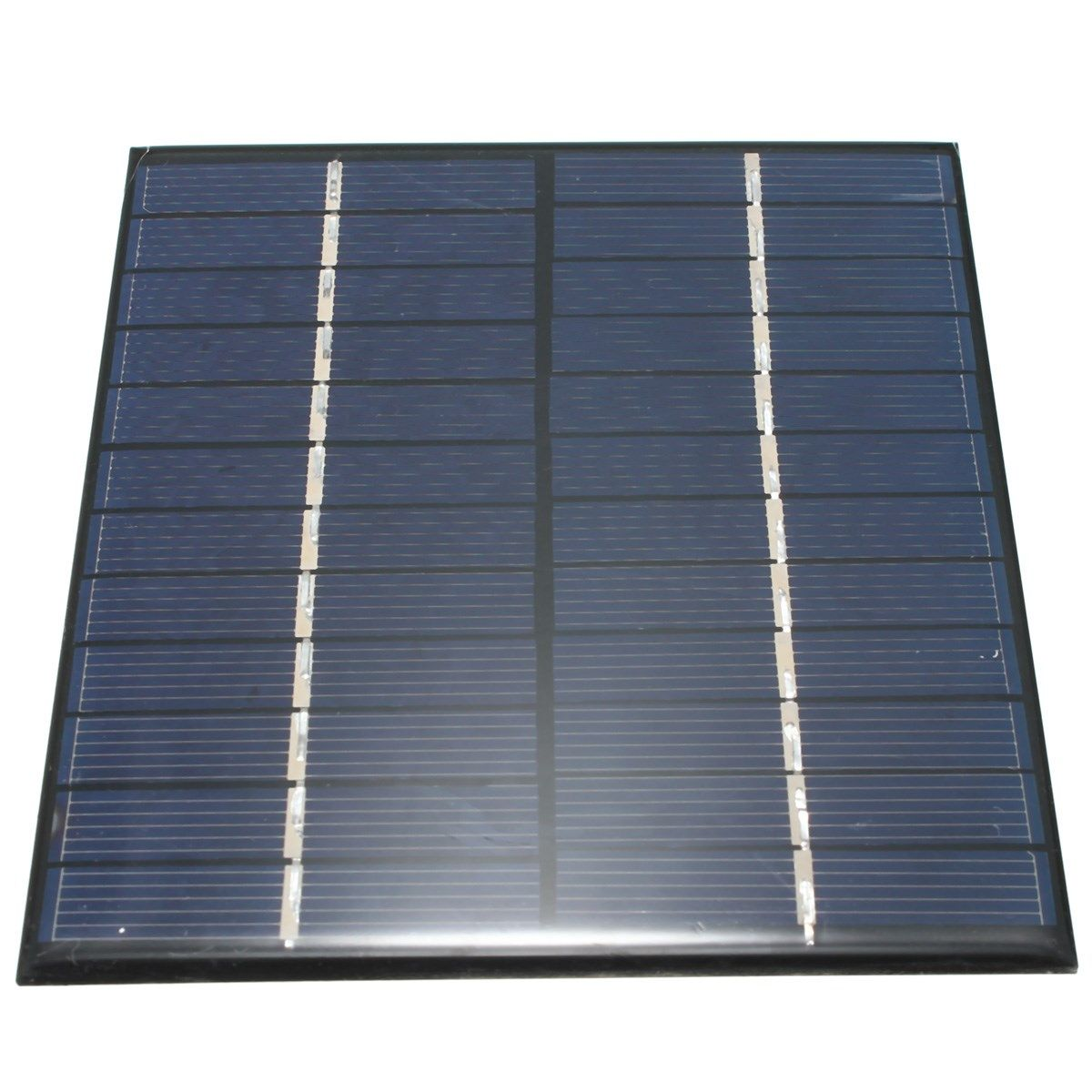 איכות גבוהה 12 V 2 W 160ma מודול פנל סולארי מיני סיליקון Polycrystalline תאים מטען Dc סוללה Diy 136x110 מ מ Solar Panels Mini Solar Panel Best Solar Panels