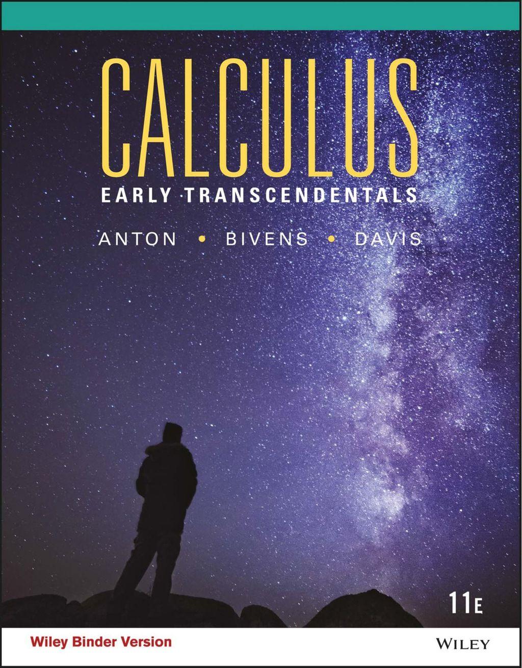 Calculus Early Transcendentals Ebook Rental