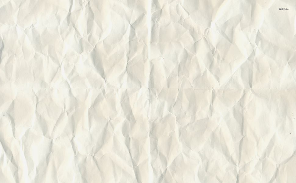 White Crumpled Paper Hd Wallpaper Wallpapers Wallpaper Paper