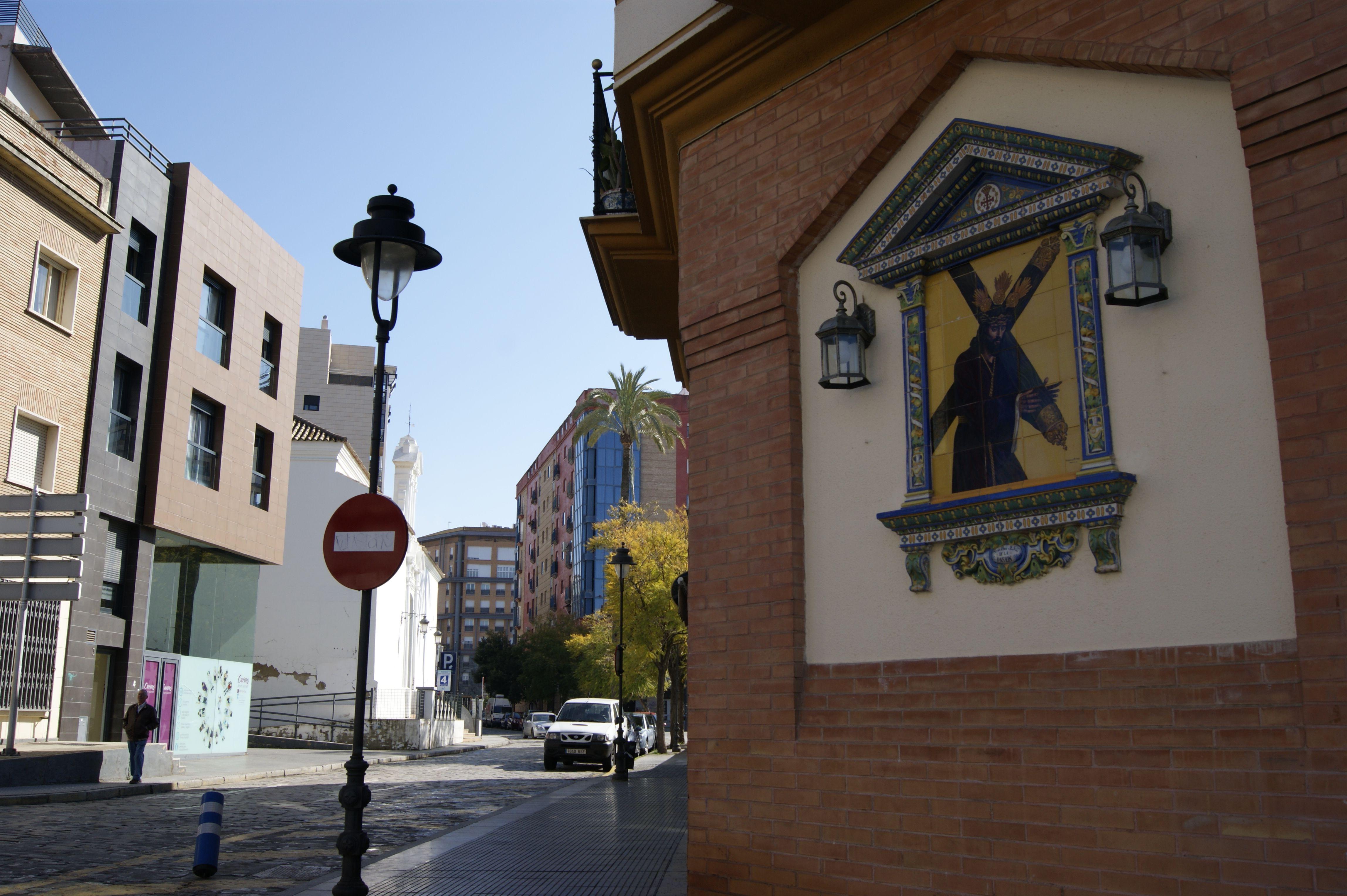 Calle Jesús de la Pasión