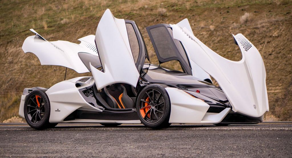 First Customer-Owned SSC Tuatara To Be Revealed At Monterey Car Week | Carscoops