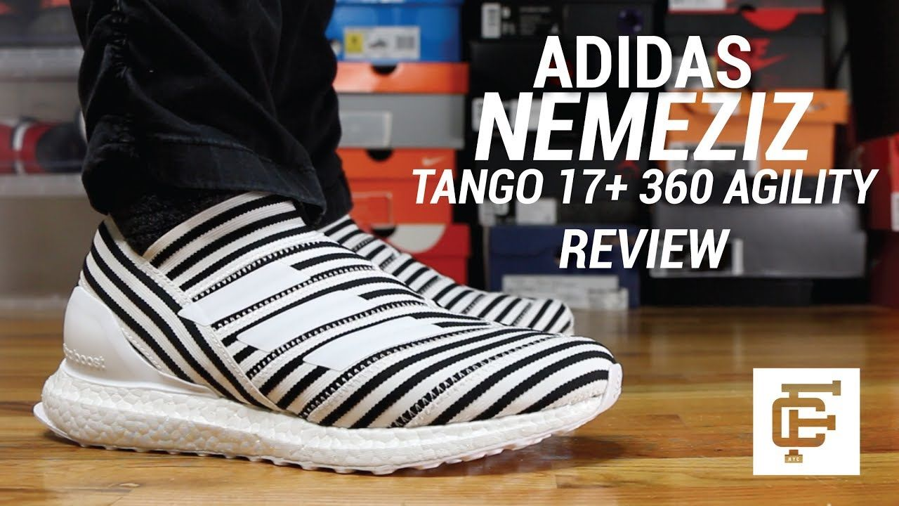 Adidas nemeziz Tango 17+ 360 Agility Trainer Ultra Boost