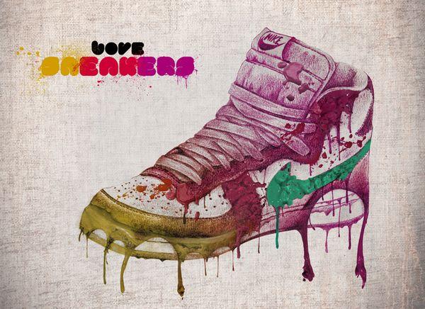 #Sneakers #Addict #Passion