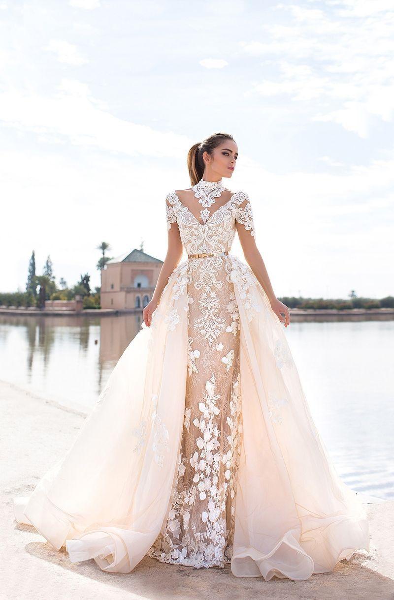 Pin by ALIA MAISARAH on Fesyen in 11  Wedding dresses, Long