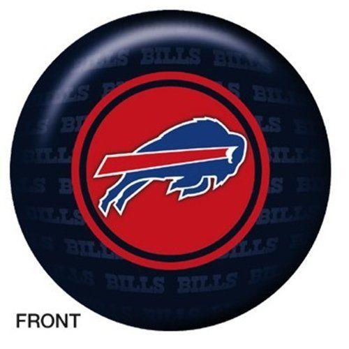 Buffalo Bills Bowling Ball (10lbs) By Brunswick. $138.48