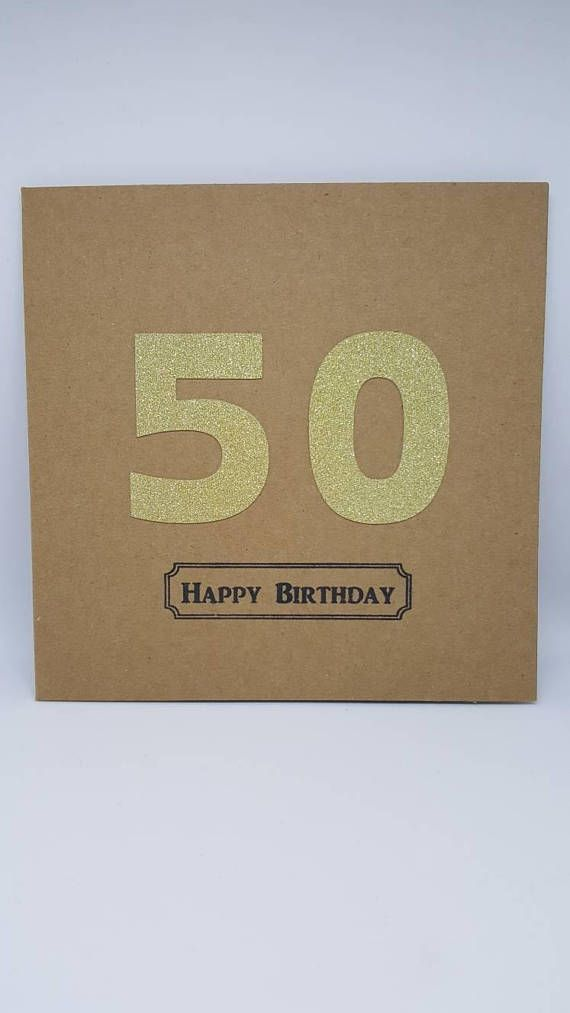 Homemade Birthday Cards Check Out This Item In My Etsy Shop