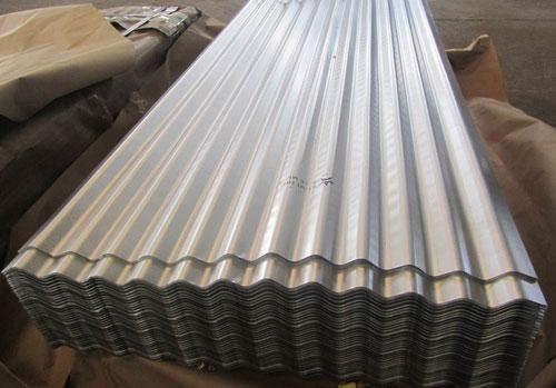 Aluzinc Corrugated Steelsheets Corrugated Steel Sheets Corrugated Sheets Corrugated